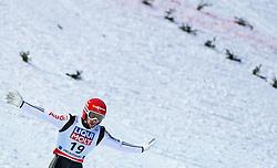 20.01.2018, Heini Klopfer Skiflugschanze, Oberstdorf, GER, FIS Skiflug Weltmeisterschaft, Einzelbewerb, im Bild Markus Eisenbichler (GER) // Markus Eisenbichler of Germany during individual competition of the FIS Ski Flying World Championships at the Heini-Klopfer Skiflying Hill in Oberstdorf, Germany on 2018/01/20. EXPA Pictures © 2018, PhotoCredit: EXPA/ JFK