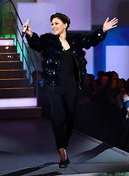 Presenter Emma Willis during the Celebrity Big Brother Men's Launch held at Elstree Studios in Borehamwood, Hertfordshire.
