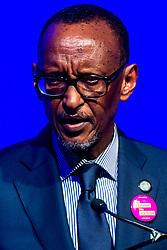 June 5, 2018 - Belgium, Brussels, Jun 05 , 2018 - President of Rwanda Paul Kagame at the opening ceremony for the ' European Development Days ' ( Europese Ontwikkelingsdagen - Journees europeennes du Developpement )                           Copyright Danny Gys / Reporters..Reporters / GYS (Credit Image: © Reporters via ZUMA Press)