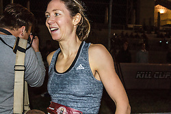 Beer Mile World Championships, Inaugural, Seanna Robinson