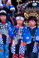 Hachi-man Matsuri (festival), Takayama, Gifu Prefecture, Japan