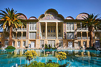 Iran, province du Fars, Shiraz, jardin d'Eram // Iran, Fars Province, Shiraz, Eram garden