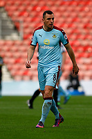 Football - 2016 / 2017 Premier League - Southampton vs. Burnley<br /> <br /> Dean Marney of Burnley  at St Mary's Stadium Southampton <br /> <br /> Colorsport/Shaun Boggust