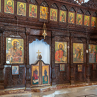 Saint George Monastery - Syria