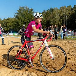 Heerde (NED): CYCLOCROSS: October 9th<br /> Hannah Kiers
