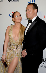 Jennifer Lopez and Alex Rodriguez arriving at Time 100 Most Influential People in the World Gala at Frederick P. Rose Hall, Home of Jazz at Lincoln Center in New York, NY, USA on April 24, 2018. Photo by Dennis Van Tine/BACAPRESS.COM