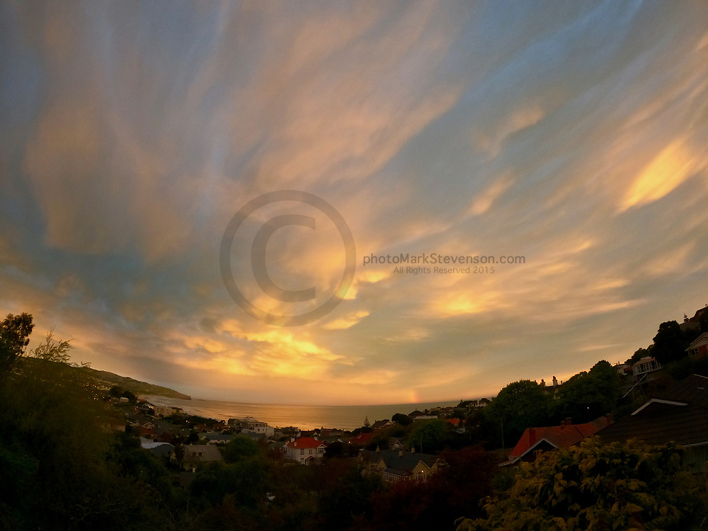 DCIM\100GOPRO\GOPR0020.JPG Sunsets and sunrises St Clair beach ,Dunedin,NZ.