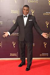 Tracy Morgan bei der Ankunft zur Verleihung der Creative Arts Emmy Awards in Los Angeles / 110916 <br /> <br /> *** Arrivals at the Creative Arts Emmy Awards in Los Angeles, September 11, 2016 ***