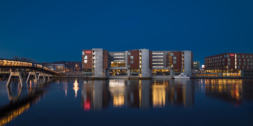 Trondheim, Norway. Dec 2020.