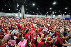 Florida State v Alabama - Edits Fan Fest