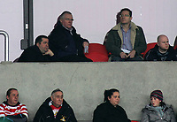 Photo: Paul Thomas.<br />Doncaster Rovers v Swansea City. Coca Cola League 1. 17/02/2007.<br />Possible new Swansea Manager Joe Royle watches the game
