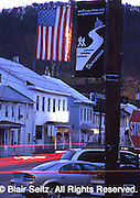 PA Historic Places, Small Town Pride, Main Street, Duncannon, Perry Co., Pennsylvania