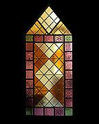 Window 3 on plan.<br /> First Baptist Church, Bar Harbor, Maine.