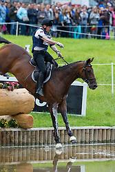Igor Atrokhov, (RUS), Indigo Pyreneen - Eventing Cross Country test- Alltech FEI World Equestrian Games™ 2014 - Normandy, France.<br /> © Hippo Foto Team - Leanjo de Koster<br /> 30/08/14