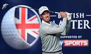 British Masters 2015 R1