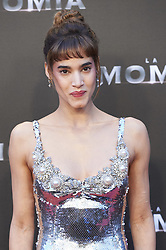 May 29, 2017 - Madrid, Madrid, Spain - Sofia Boutella attended 'The Mummy' film premiere at Callao Cinema on May 29, 2017 in Madrid (Credit Image: © Jack Abuin via ZUMA Wire)