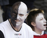 Photo: Aidan Ellis.<br /> Sheffield United v Swansea City. The FA Cup. 06/01/2007.<br /> Swansea fans enjoy the day out
