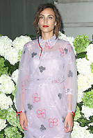 Alexa Chung, The Business of Fashion 500 Dinner, The London EDITION, London UK, 19 September 2016, Photo by Brett D. Cove