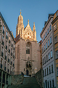 Maria am Gestade (St Mary on the Strand), Catholic Church, Vienna, Austria
