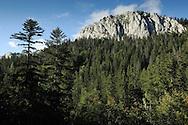 North Velebit National Park, Velebit Nature Park, Dalmatian coast, Adriatic sea, Croatia