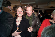 ARI ASHLEY; HUGO RITTSON-THOMAS, The Way We Wore.- Photographs of parties in the 70's by Nick Ashley. Sladmore Contemporary. Bruton Place. London. 13 January 2010.<br /> ARI ASHLEY; HUGO RITTSON-THOMAS, The Way We Wore.- Photographs of parties in the 70's by Nick Ashley. Sladmore Contemporary. Bruton Place. London. 13 January 2010. *** Local Caption *** -DO NOT ARCHIVE-© Copyright Photograph by Dafydd Jones. 248 Clapham Rd. London SW9 0PZ. Tel 0207 820 0771. www.dafjones.com.