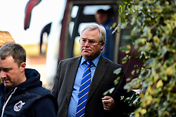 Martyn Starnes arrives at Roots Hall prior to kick off  - Mandatory by-line: Ryan Hiscott/JMP - 02/02/2019 - FOOTBALL - Roots Hall - Southend-on-Sea, England - Southend United v Bristol Rovers - Sky Bet League One