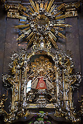The church of St. Maria Victorious (Church of Our Lady Victorious – Prague Infant Jesus) located at the Lesser Town (Mala Strana) in Prague.