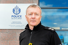 Divisional Chief Superintendant Julian Innes | Police Scotland Inverness | 19 April 2016