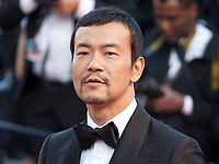 Actor Fan Liao, at the Ash Is The Purest White (Jiang Hu Er Nv) gala screening at the 71st Cannes Film Festival, Friday 11th May 2018, Cannes, France. Photo credit: Doreen Kennedy