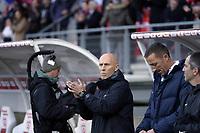 Fotball<br /> Frankrike<br /> 28.11.2015<br /> Foto: Panoramic/Digitalsport<br /> NORWAY ONLY<br /> <br /> Bob Bradley entraneur<br /> Nancy vs  le havre - League 2 -  11/28/2015