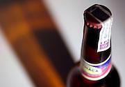 Belo Horizonte_MG, Brasil...Detalhe da garrafa de cachaca...Detail of a  bottle cachaca...Foto: LEO DRUMOND / NITRO