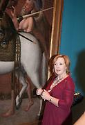 CATHERINE WEISS, Mark Weiss dinner, Nationaal Portrait Gallery. London. 15 October 2012.