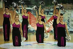 Intros Allstars, Norway at European Cheerleading Championship 2008, on July 5, 2008, in Arena Tivoli, Ljubljana, Slovenia. (Photo by Vid Ponikvar / Sportal Images).