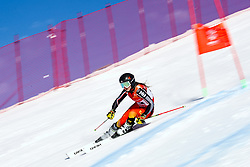 Candace Crawford (CAN) during giant slalom race at FIS European Cup Krvavec 2021, February 2, 2021 in Krvavec, Cerklje na Gorenjskem, Slovenia. Photo by Matic Klansek Velej / Sportida