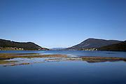 Norwegian lake<br /> <br /> Lago noruego