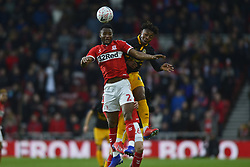 January 26, 2019 - Middlesbrough, North Yorkshire, United Kingdom - John Obi Mikel in action for Middlesbrough during the FA Cup match between Middlesbrough and Newport County at the Riverside Stadium, Middlesbrough on Saturday 26th January 2019. (Credit Image: © Mi News/NurPhoto via ZUMA Press)