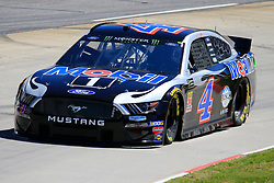 March 23, 2019 - Martinsville, VA, U.S. - MARTINSVILLE, VA - MARCH 23: #4: Kevin Harvick, Stewart-Haas Racing, Ford Mustang Mobil 1 during final practice for the STP 500 Monster Energy NASCAR Cup Series race on March 23, 2019 at the Martinsville Speedway in Martinsville, VA.  (Photo by David J. Griffin/Icon Sportswire) (Credit Image: © David J. Griffin/Icon SMI via ZUMA Press)
