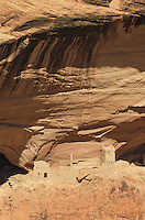 Mummy cave ruins, Canyon de Chelly National Monument, Arizona