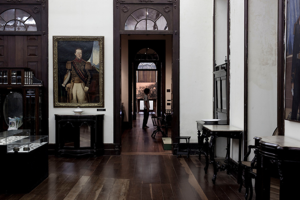 Fortaleza_CE, Brasil...Interior do Museu do Ceara...Inside in Museum of Ceara...Foto: BRUNO MAGALHAES / NITRO