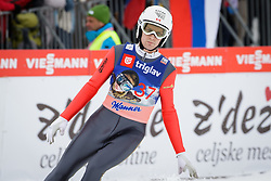 Mackenzie Boyd-Clowes (CAN) during the Ski Flying Hill Individual Competition at Day 1 of FIS Ski Jumping World Cup Final 2016, on March 17, 2016 in Planica, Slovenia. Photo by Ziga Zupan / Sportida