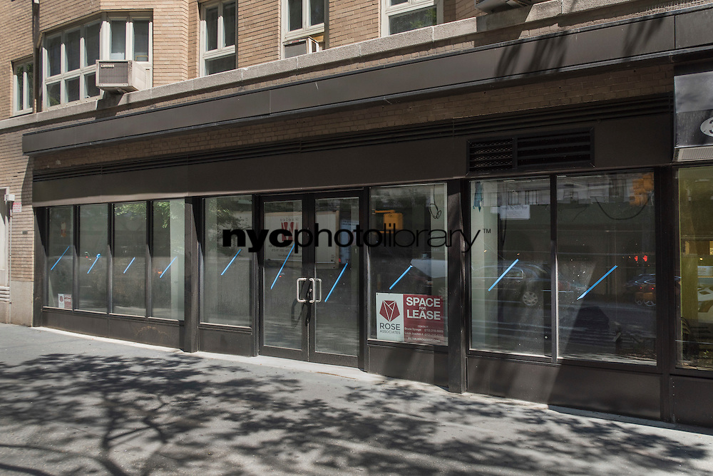 Retail Entrance at 333 West 57th Street