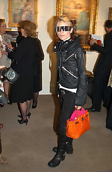 DAPHNE GUINNESS at auctioneers Sotheby's Summer party held at their showrooms in 34-35 New Bond Street, London W1 on 6th June 2005.<br />