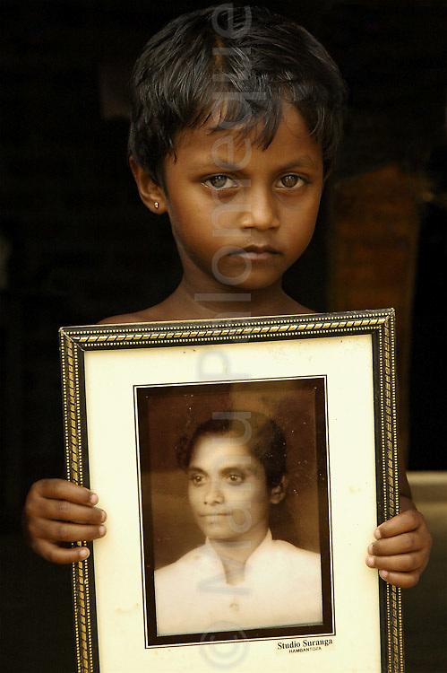 Sri Lanka, tsunami aid, Smile International