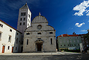 Church of St. Mary (Crkva Sveti Marije), Zadar, Croatia