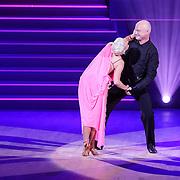 NLD/Hilversum/20120901 - 2de liveshow AVRO Strictly Come Dancing 2012, Arjan Ederveen en danspartner Janneke Vermeulen