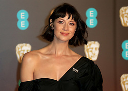 attends the EE British Academy Film Awards at the Royal Albert Hall in London, UK. 18 Feb 2018 Pictured: Caitriona Balfe. Photo credit: Fred Duval / MEGA TheMegaAgency.com +1 888 505 6342