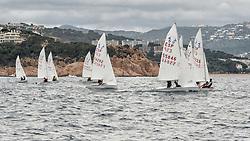 GUÍXOLS CUP –XXVII Trofeu J.A.Samaranch<br /> Club Nàutic Sant Feliu de Guíxols_Girona_Spain<br /> Regata de Nivell 2 del 11 i 12 de febrero del 2017-02-27<br /> 420 Class. RFEV & FCV<br /> Photos: © Cristina Balcells
