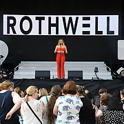 ROTHWELL perform live at Kew The Music Festival 2018 on 14 July 2018, London, UK.