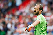 Excelsior goalkeeper Sonny Stevens during the Dutch football Eredivisie match between Feyenoord and Excelsior at De Kuip Stadium in Rotterdam, on August 19th, 2018 - Photo Dennis Wielders / Pro Shots / ProSportsImages / DPPI