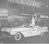 1955 Santa Claus Lane Parade